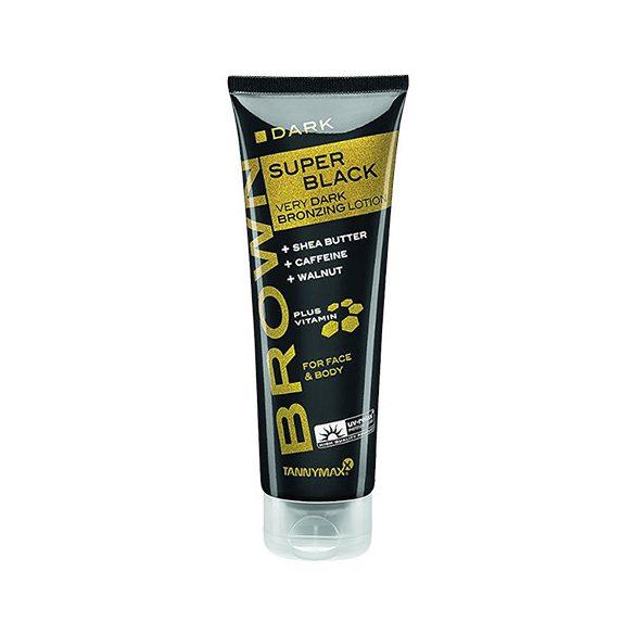 Tannymaxx SUPER BLACK Very Dark Bronzing 125 ml