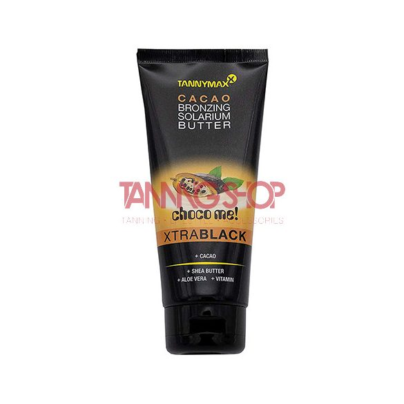 Tannymaxx X-TRA Black Cacao Bronzing Butter 100 ml