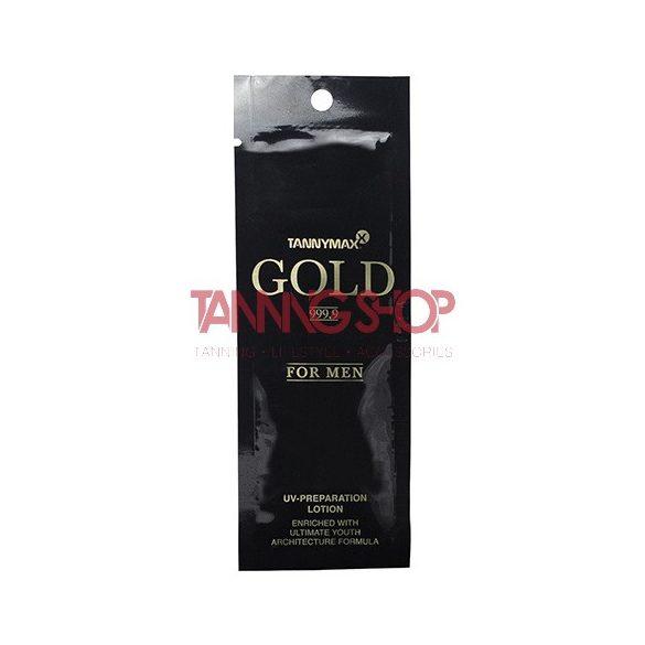Tannymaxx GOLD for Men Tan Intensifier Gel 13 ml [férfiaknak]