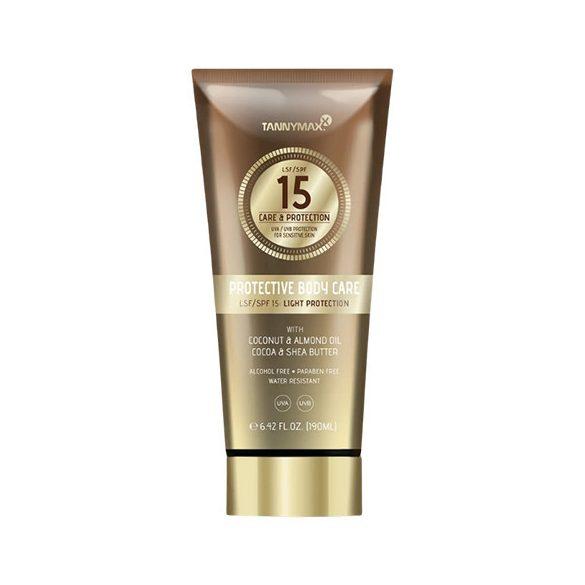 Tannymaxx SPF 15 Protective Body Care 190 ml [Light Protection]