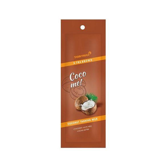Tannymaxx X-TRA Brown Coconut Tanning Milk 15 ml