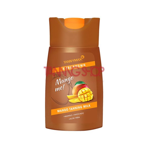 Tannymaxx X-TRA Brown Mango Tanning Milk 200 ml
