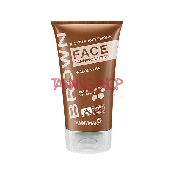Tannymaxx BROWN Face Tanning 50 ml