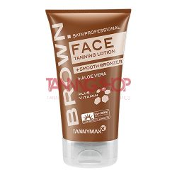 Tannymaxx BROWN Face Tanning + Smooth Bronzer 50 ml