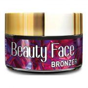 Soleo Beauty Face Bronzer [szoláriumozás előtti bronzosítós kollagén arckrém]