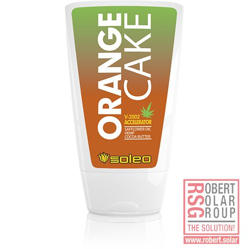 Soleo Orange Cake 100 ml [Accelerator]